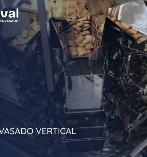 ENVASADORA VERTICAL AZCAVAL